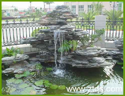 循环流水养鱼池设计图