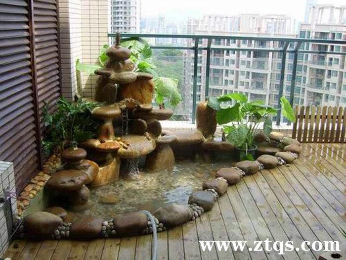 室内风水假山水池 - 承接园林工程|假山水景|塑假山