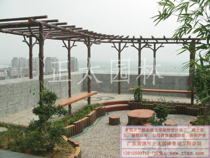 广东英德·正太园林